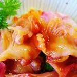 若草寿司 - 赤貝丼(13年4月)