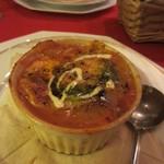 ぱぱみらの - スープ