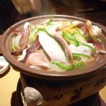 みさわ - 海鮮と野菜のにんにくバター焼き \714