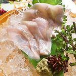 Hokkaidoubussan - ほっけの刺身