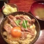 18684437 - 親子丼(800円)