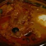 バロッサ - 野菜カレー(\1000)