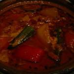 バロッサ - 魚カレー(\1000)
