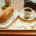 ドトールコーヒーショップ - グッドモーニング!