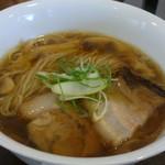 Tsurumen 大阪城北詰店 - 醤らぁ麺750円