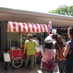 千葉市動物公園 森のレストラン - キャラメルポップコーン