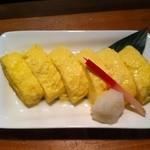 唐揚げバル きしのや - 出汁巻き卵