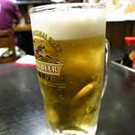 十和田 - ホッピー樽生450円 生ホッピーとは珍しい!