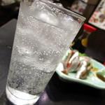 十和田 - 酎ハイ300円 暑い日には たまらん!