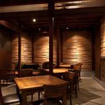 uchikawa六角堂 - 闇と灯~静かな店内でひっそりと夜カフェ