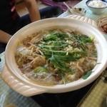 丸味食堂 - 軍鶏鍋