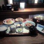 Sakanarobataumiza - 2009年7月の週替り膳(ランチ)