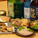 串政 - 料理写真:コース料理