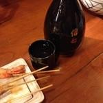 串八 - 串八 白梅町本店のお酒大(13.04)