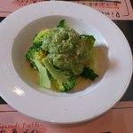 グラッサ - 料理写真:ブロッコリー・ブロッコリー