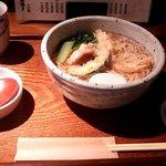佐保多 - 天ぷらうどん