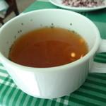グリーングリル - スープはフツー