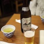 雷門 三定 - 瓶ビール