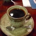 喫茶 美術館 - ブレンド500円、深めの味わいで◎