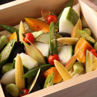 ◆産地の食材に拘った、夏の京せいろ祭り&京都祇園祭り開催中◆