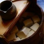 滝の家 - 湯豆腐\700