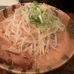 18706792 - ガッツラーメン味噌@650円