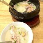 遠州屋 - 参鶏湯