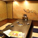 senca鶏本店 喜場屋 - 完全個室でゆっくりと