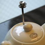 ディンブラ紅茶専門店 - シュガーポット (2009_10_25 撮影)