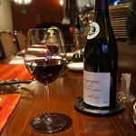 オマール家プートゥリェー - いつものルイ・ラトゥールのガメ種とピノ・ノワールのワイン