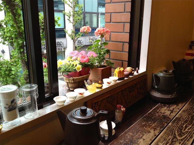梅舎茶館 - 窓辺の情景 その2