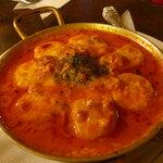 ポテト料理専門店 穀物祭 - ニョッキのグラタン トマトソース