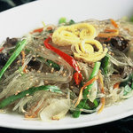 別天地 - 韓国の定番料理:チャプチェ