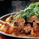 別天地 - ジャガイモと豚の背骨鍋:カムジャタン