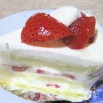 パティスリー リアンクプル - ショートケーキ