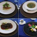ル・トア・ド・パリ - ルトアドパリでランチ。3200円料理。 2013.5.1撮影