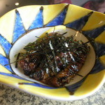 Hitsumabushibinchou - うざく(酢の物)