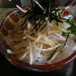 Hitsumabushibinchou - 付け合せのサラダ