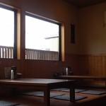 札幌亭 本部 - 小上り席