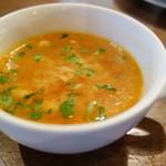 18714498 - コンソメの具沢山スープ!美味しい^^