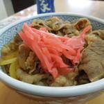吉野家 - 2012-05-01牛丼並280円