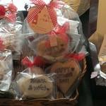 ひかり洋菓子店 - 母の日のメッセージクッキー
