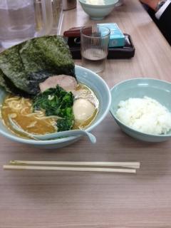 武蔵家 白山店