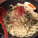 麺場 田所商店 - 辛味噌つけ麺