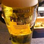 18724019 - ビール半額でした