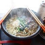 たけぞう茶屋 - 武蔵二刀流麺