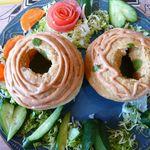 ほんとのインド料理とカレーの店 - 前菜でお願いしたカチョリ(時価)