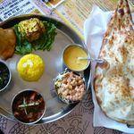 ほんとのインド料理とカレーの店 - ベジターリーのノンベジバージョン