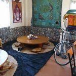 ほんとのインド料理とカレーの店 - お座敷席