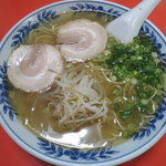 金華亭 - ラーメン 400円